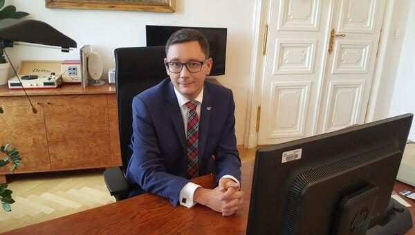 Пресс-секретарь президента Чехии Милоша Земана Йиржи Овчачек