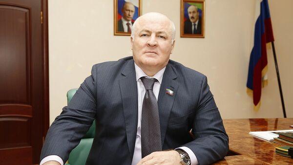 Директор дагестанского Фонда обязательного медицинского страхования (ФОМС) Магомед Сулейманов