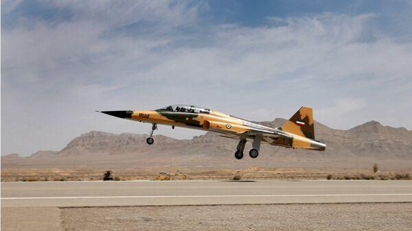 Реактивный истребитель Косар, Иран