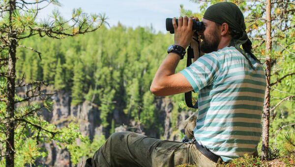 В заповеднике Центральносибирский провели мониторинг орнитофауны