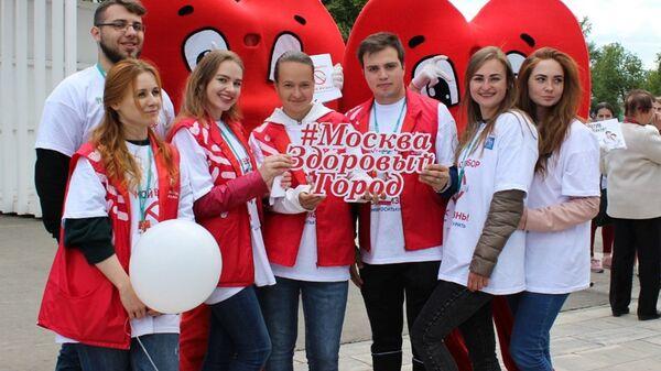 В Москве откроется Территория медицинского волонтерства