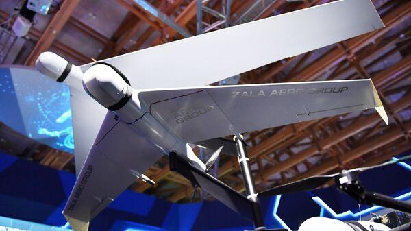 Беспилотные летательные аппараты Zala. Архивное фото