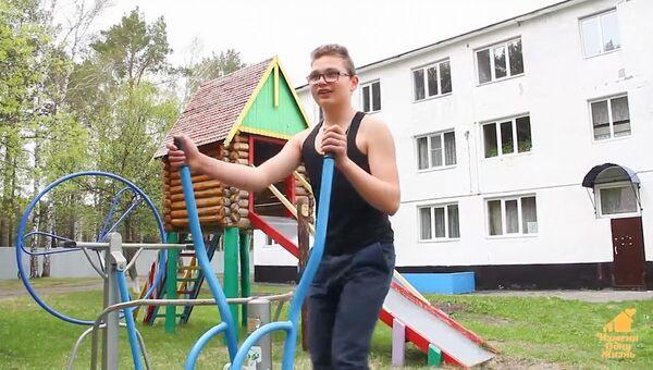 Юрий Н., сентябрь 2002, Омская область
