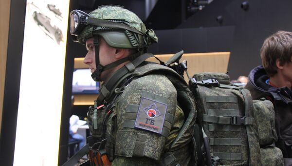 Первый день работы Международного форума Армия-2018 в Подмосковье