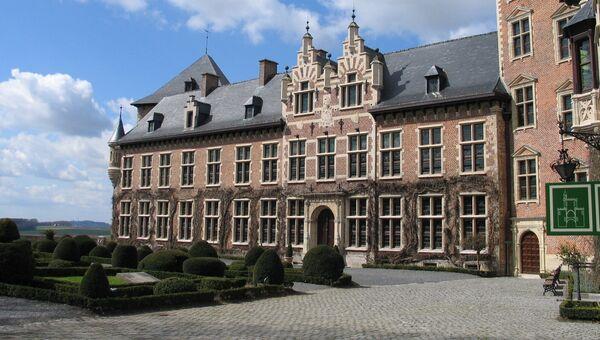 Замок Гаасбек. Архивное фото