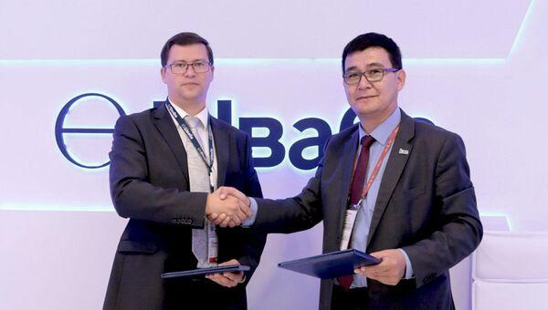 Подписание соглашения о взаимодействии в области военно-технического сотрудничества между холдингом Швабе и компанияей Казахстан Аселсан Инжиниринг
