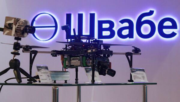 Квадрокоптер Orion-Drone со SWIR-камерой компании Швабе на форуме Армия-2018