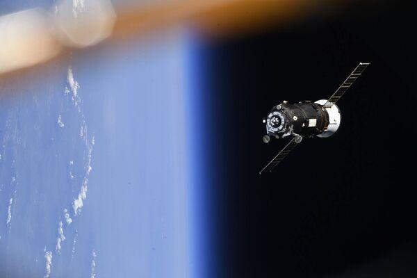 Грузовой корабль Прогресс МС-08 отстыковали от Международной космической станции. 23 августа 2018 года