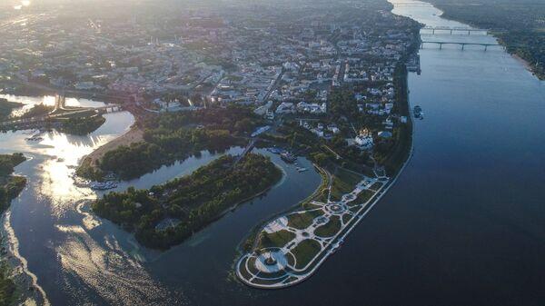 Города России. Ярославль