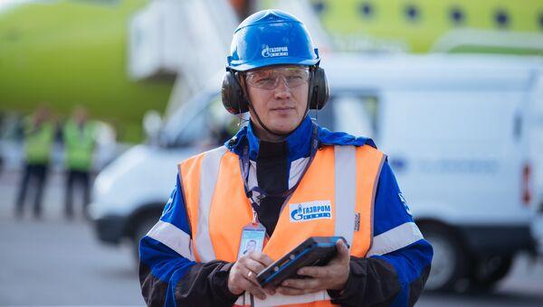 Газпром нефть и S7 Airlines переводят авиазаправку на технологию блокчейн