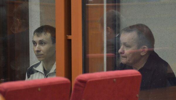 Заседание суда по делу Киколая Смовжа и Павла Козлова