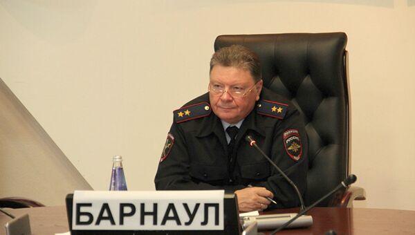 Генерал-лейтенант полиции Олег Торубаров. Архивное фото