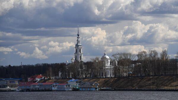 Троицко-Успенский кафедральный собор города Кинешмы