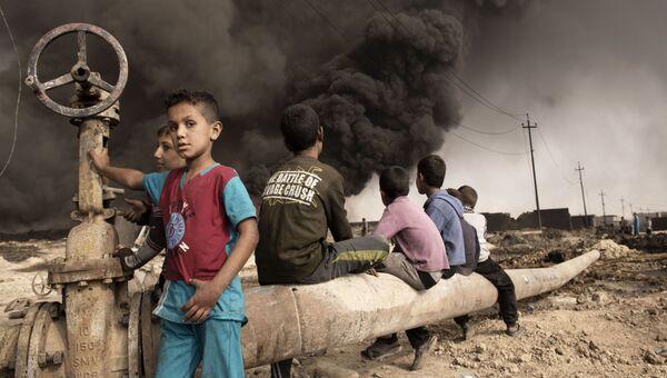 Кадр из фильма ИГИЛ, завтра. Потерянные души Мосула