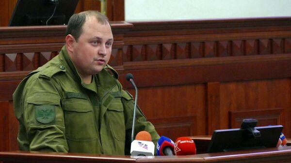 Полковника вооруженных сил ДНР Трапезникова назначили и. о. главы Элисты