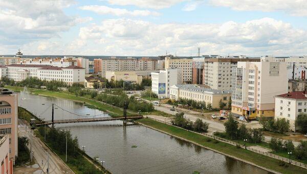Якутск. Архивное фото