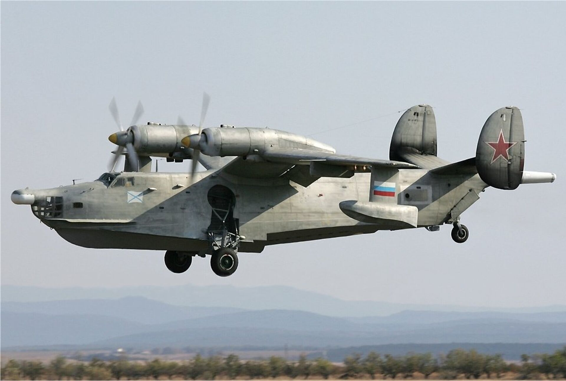 Самолет-амфибия Бе-12 - ПРОФИ Новости, 1920, 16.10.2020