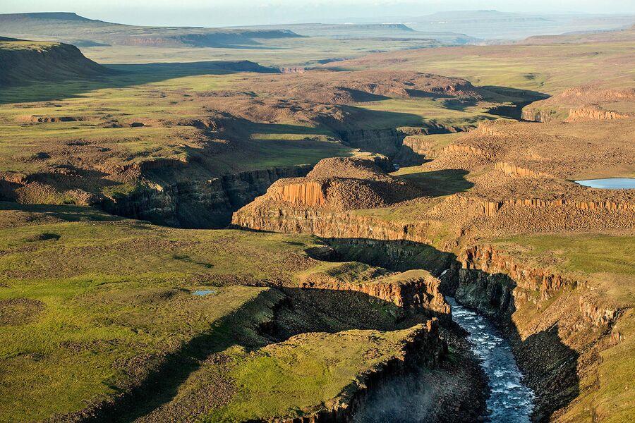 Оранский каньон