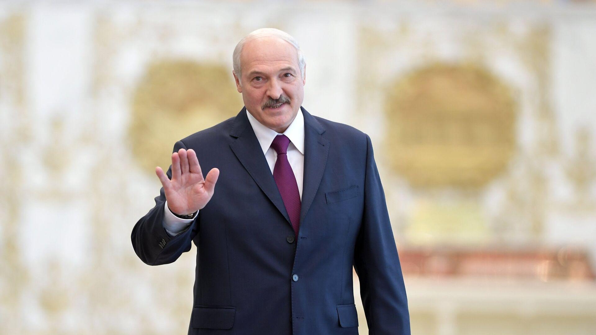 Президент Белоруссии Александр Лукашенко - РИА Новости, 1920, 05.03.2021