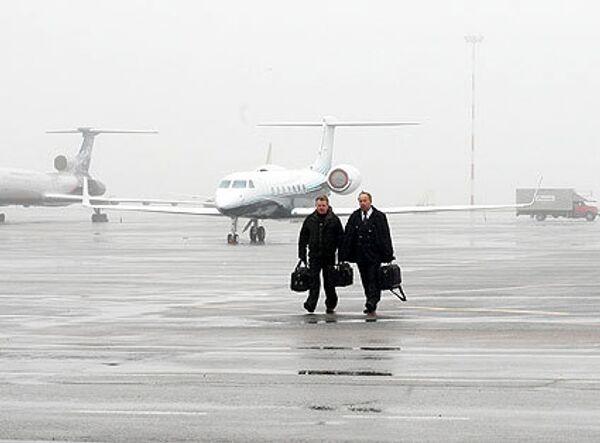 Аэропорт британского Манчестера обзавелся убежищем для выдр