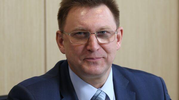 Руководитель проектной группы Фонда перспективных исследований Виктор Литвиненко