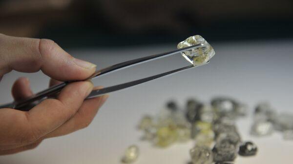 Центр сортировки алмазов