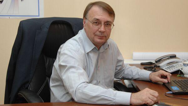 Заместитель генерального директора S7 Space по средствам выведения Сергей Радугин