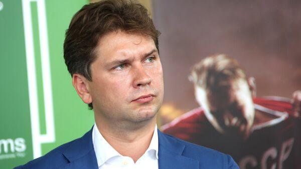 Исполнительный директор фонда развития современного кинематографа Кинопрайм Антон Малышев. Архивное фото