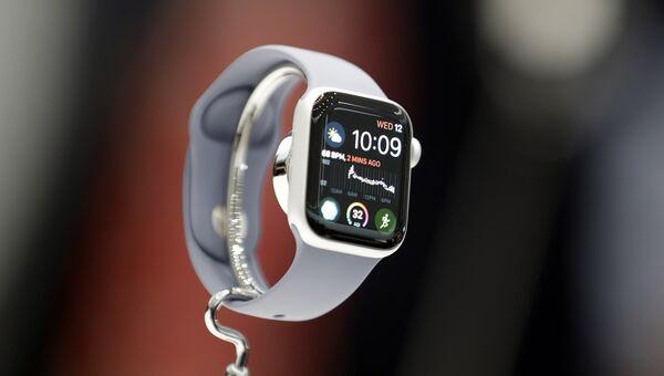Новый Apple Watch 4. 12 сентября 2018 года
