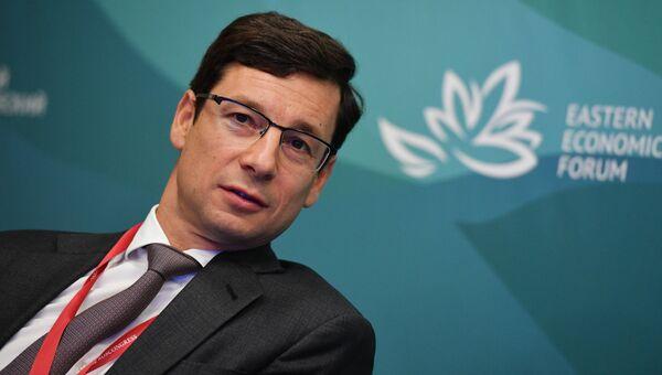 Коммерческий директор Siemens Russia Александр Либеров на IV Восточном экономическом форуме
