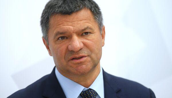 Андрей Тарасенко. Архивное фото