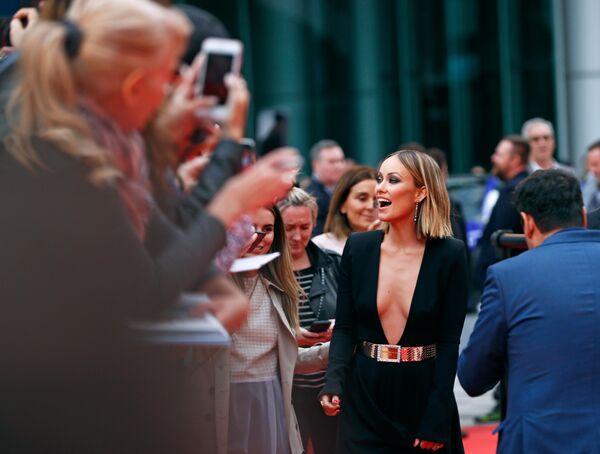 Актриса Оливия Уайлд на международном кинофестивале в Торонто