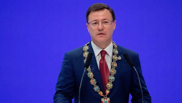 Губернатор Самарской области Дмитрий Азаров. Архивное фото