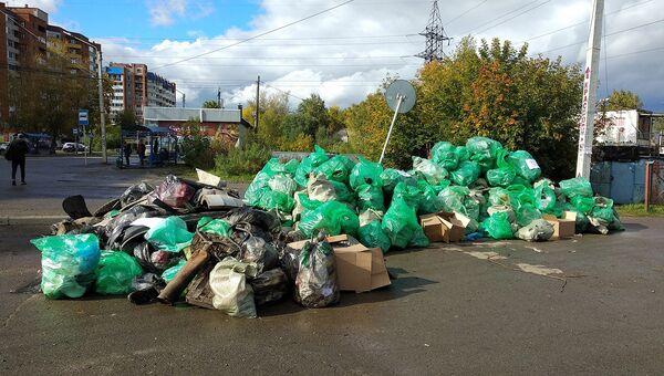 Активисты ОНФ собрали 700 тонн мусора в ходе Генеральной уборки страны