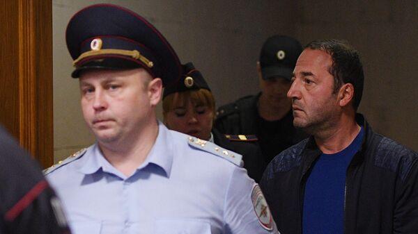 Заур Марданов, подозреваемый в похищении известного российского певца Авраама Руссо