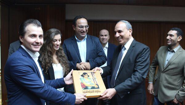 Sputnik стал партнером ведущей газеты арабского мира