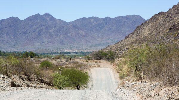 Национальная дорога Аргентины Ruta 40