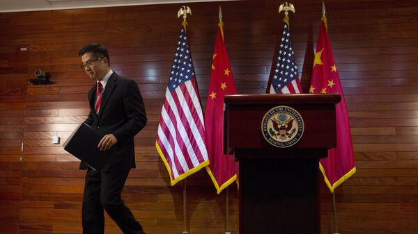 Торговая война США и Китая: Китай ввел ответные пошлины на товары из США
