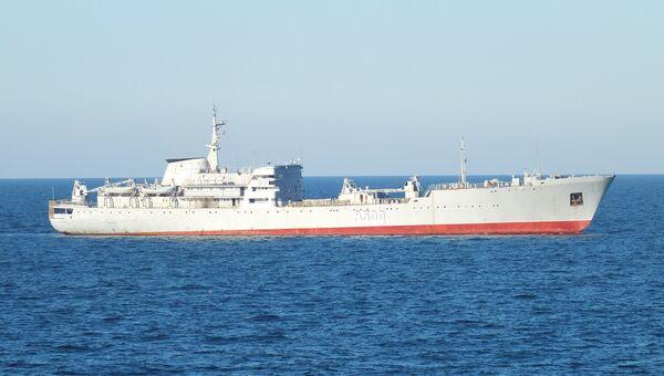 Корабли ВМСУ у берегов Крыма