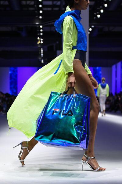 Показ коллекции Fila в рамках Недели моды в Милане