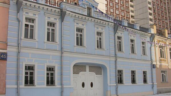 Старинный дом в Рогожской слободе, Москва