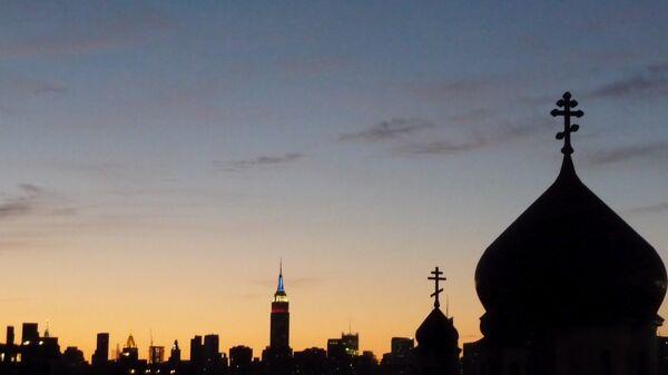 Православная церковь в Нью-Йорке