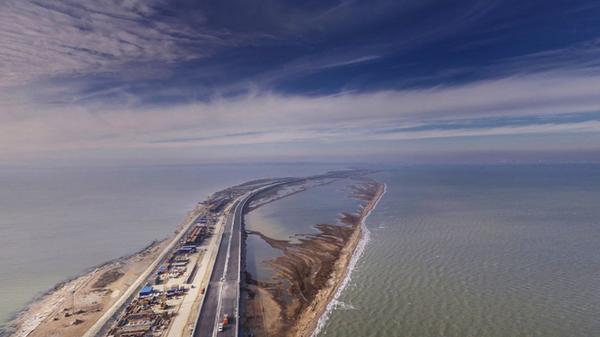 Керченский пролив. Архивное фото