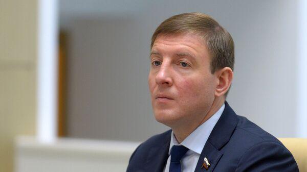 Секретарь Генерального совета Единой России Андрей Турчак