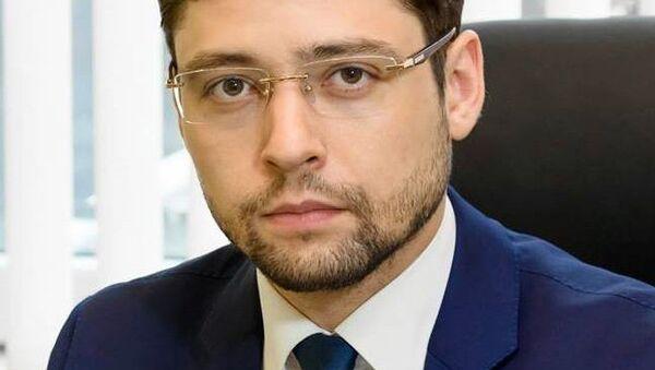 Депутат Госдумы Александр Якубовский