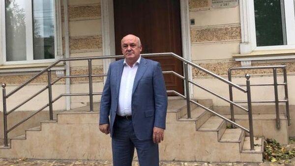 Раджаб Абдулатипов. 26 сентября 2018