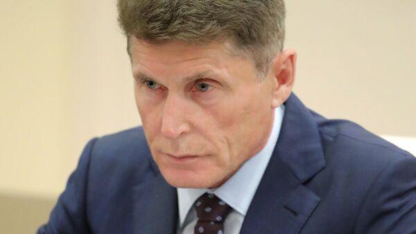 Олег Кожемяко, архивное фото