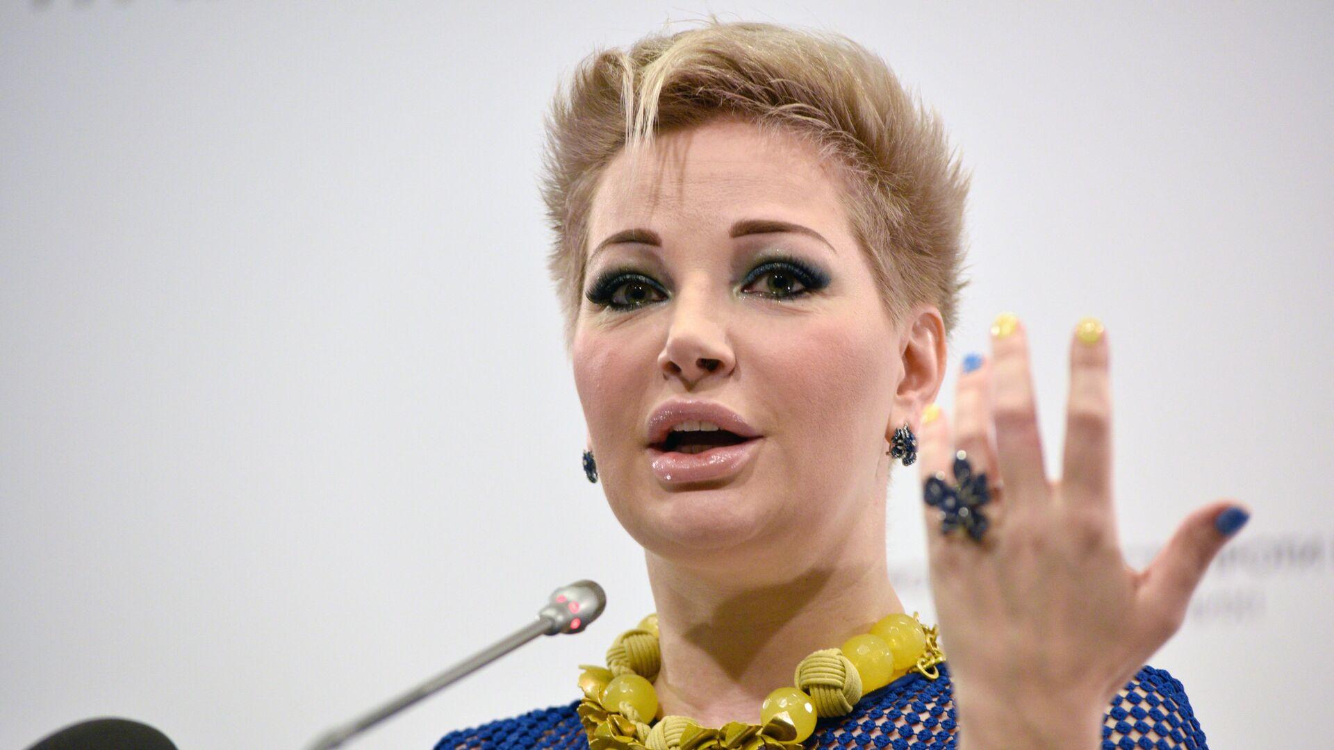 Оперная певица Мария Максакова - РИА Новости, 1920, 02.02.2021