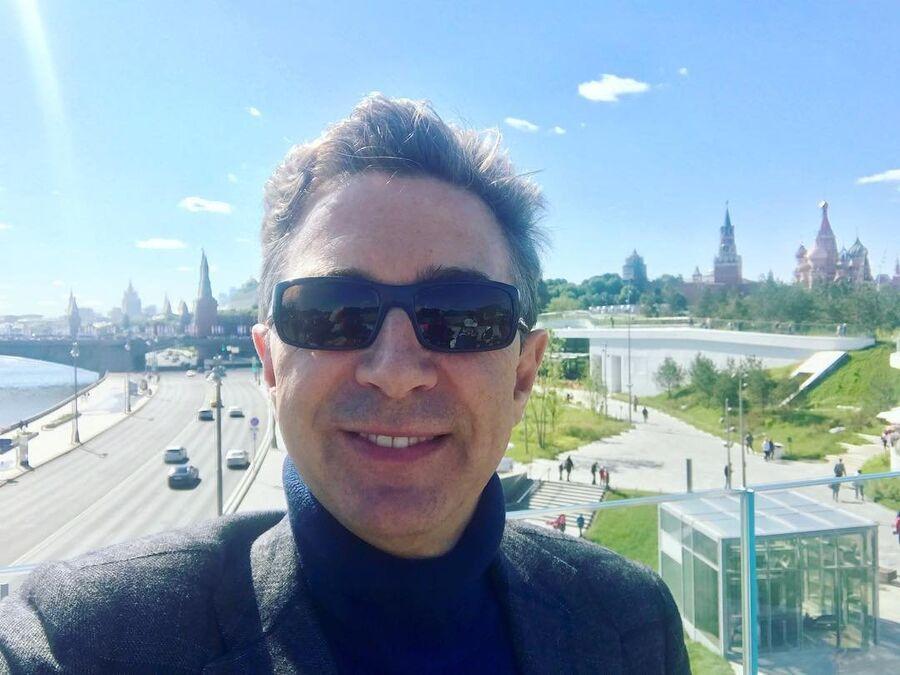 Валерий Сюткин в Москве
