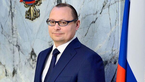 Заместитель руководителя Федерального дорожного агентства Андрей Костюк